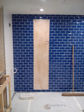 WC Tiling at Barclays Bank Processing Centre, Wavertee 3