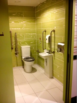 Green Timber Effect Plank tiles